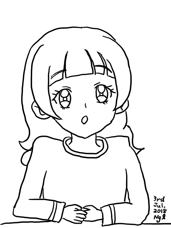 ねぎぼう☆☆@二日目東L59b (@negibou1989)さんのイラスト