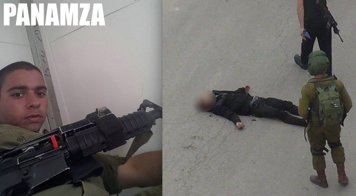 Ce Franco-Israélien assassine un Palestinien blessé au sol : 9 mois de prison et un accueil de rock-star à sa sortie