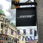 After as busy few weeks the @Bose flagship store at Regent Street, London is nearly complete and ready for the big reveal!   #installation #audiovisual #Advertising #avtweeps