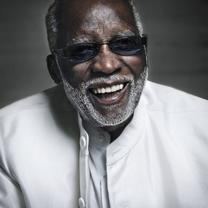 Happy birthday to legendary pianist AHMAD JAMAL, who (appropriately) turns 88 today!