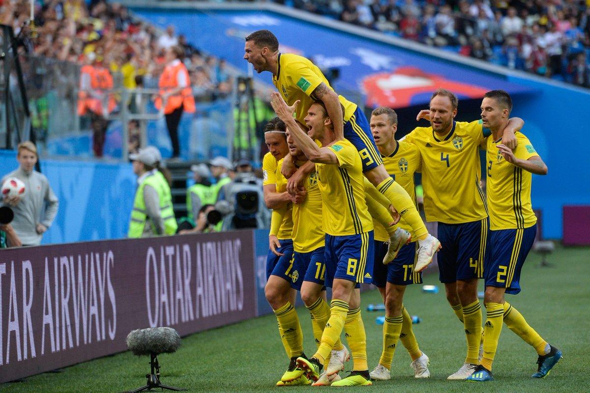 Новая Англия, старая Швеция. Итоги 19-го дня Чемпионата Мира-2018 - изображение 1