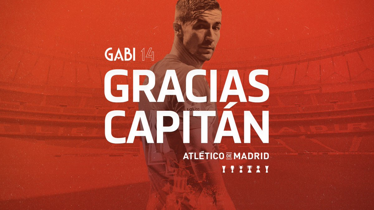 Atlético de Madrid's photo on Borja