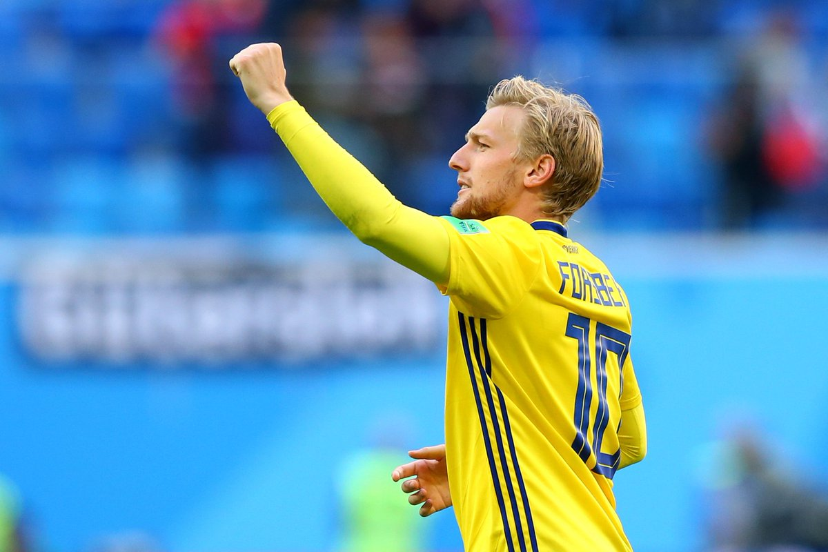 Sweden World Cup 2020.Uefa Euro 2020 On Twitter Emil Forsberg S Winner