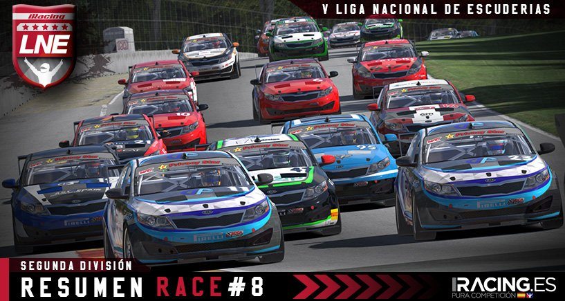 iRacing es on Twitter: