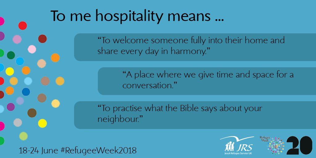 what hospitality means to you