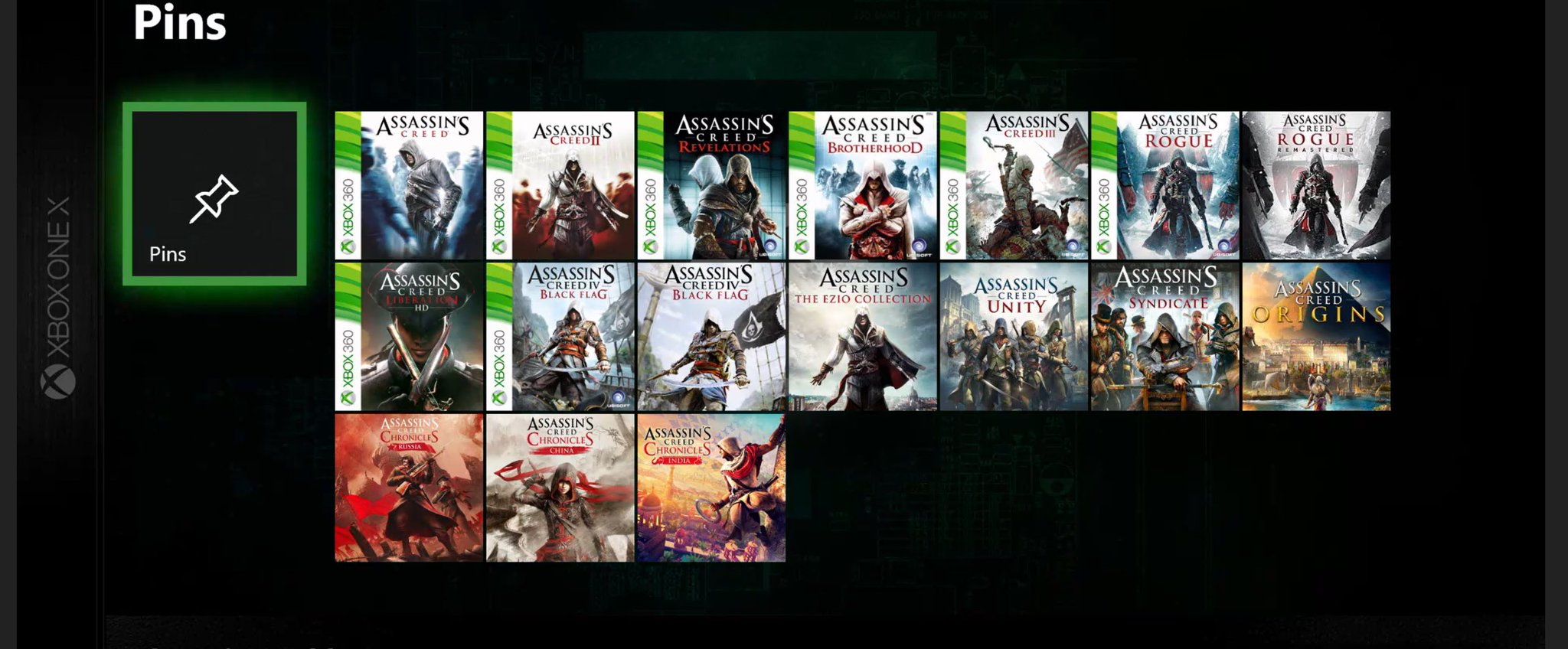 All Assassin S Creed Console Games Are Now Playable On Xbox One