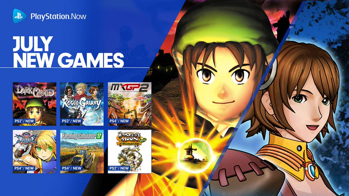 Playstation On Twitter Ps Now Library Expands With 12 More Games