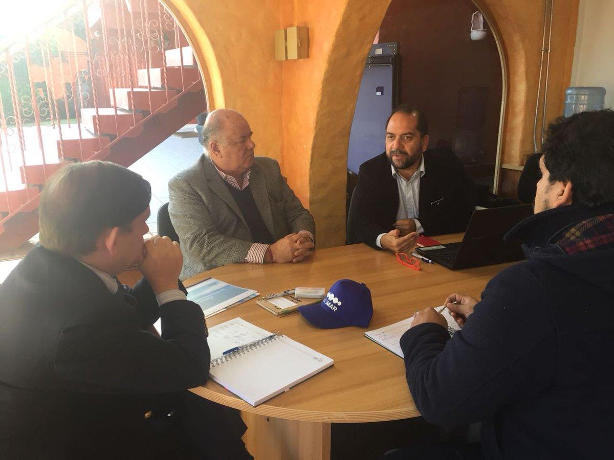 DR de @Corfo #Coquimbo conoce directrices del programa @MasMarCoquimbo con Pdte. de @Sonapesca_cl y AIP https://t.co/0cdPVt0Oxe