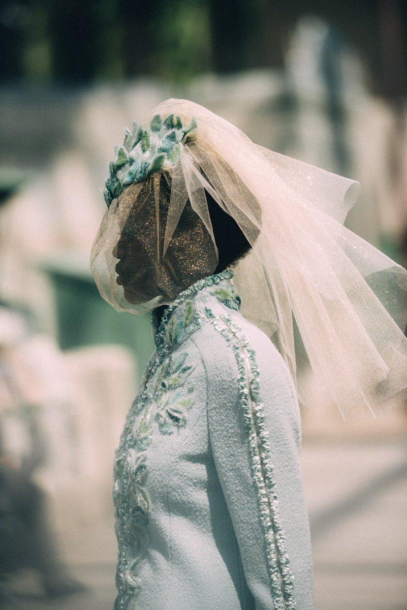 Chanel Wedding Dresses Green