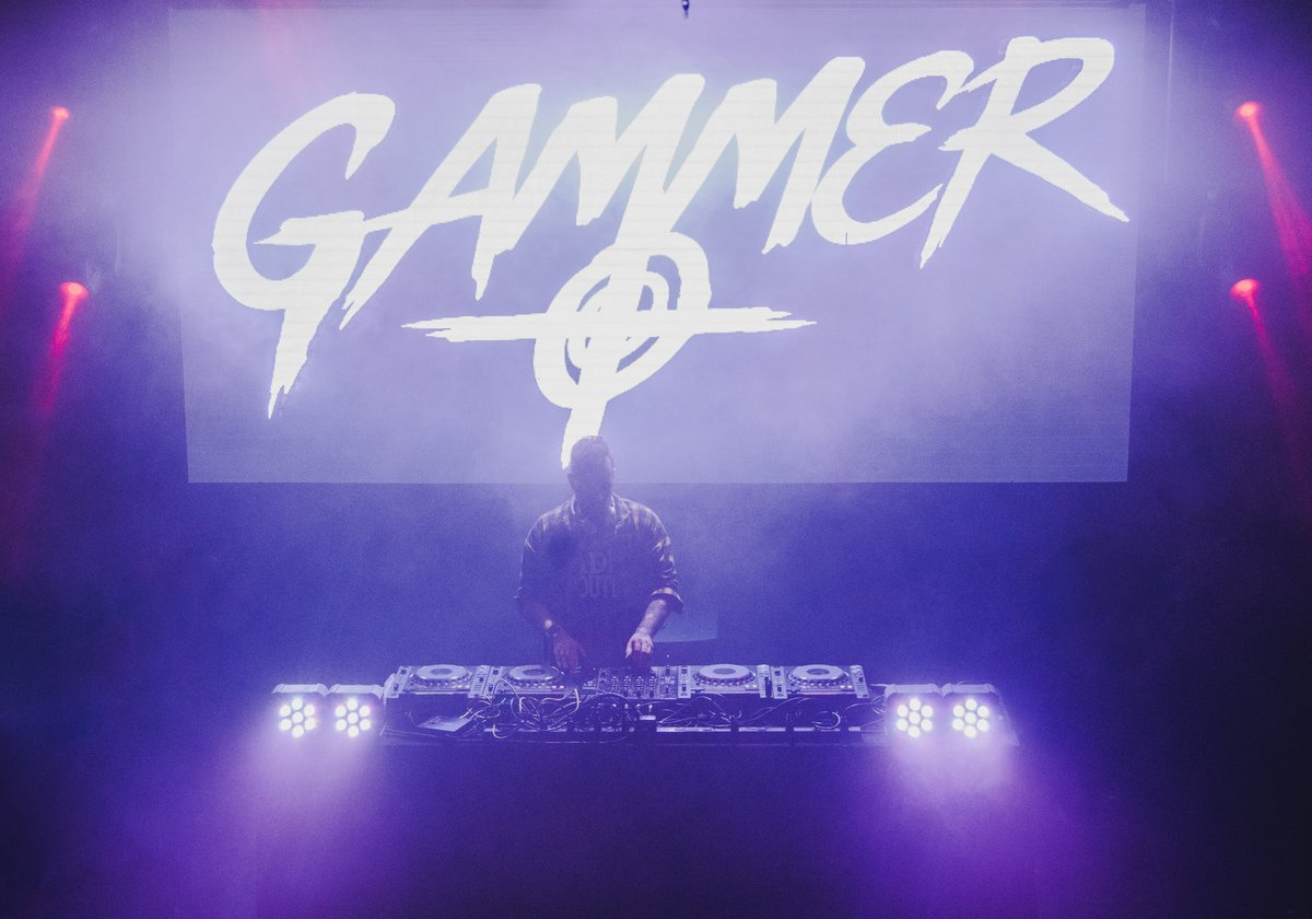Last but not least, the man himself. @DJGammer