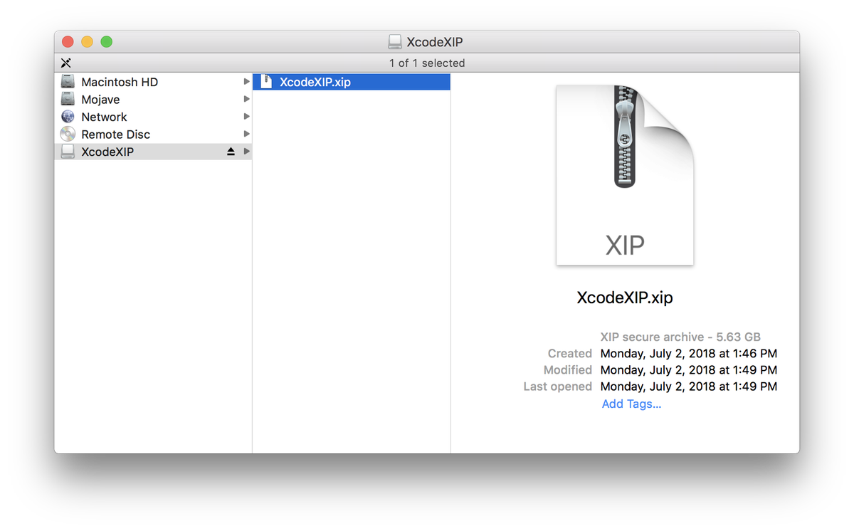 download xcode 10.2 dmg