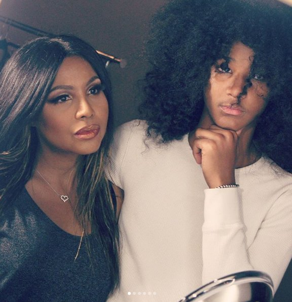 """EBONY MAGAZINE On Twitter: """"Guess Which Braxton Just"""