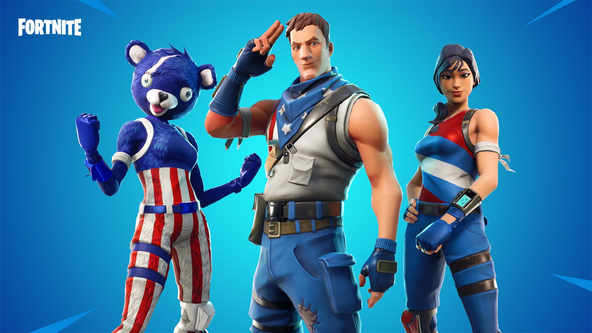 Fortnite On Twitter Celebrate Summer With The New Stars And
