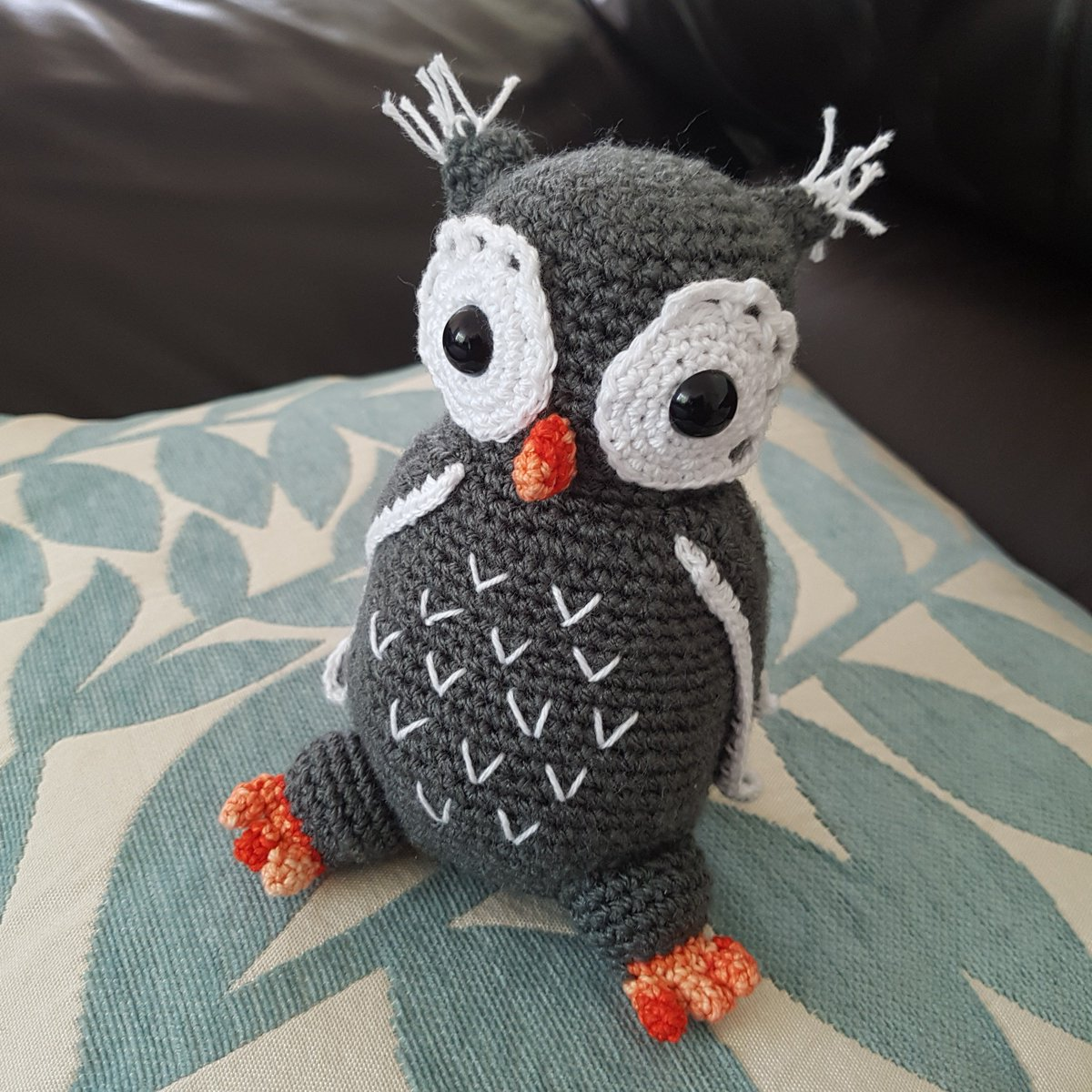 Crochet Owl, Owl, Barn Owl, Amigurumi Owl, Cute Owl, Plushy Owl ...   1200x1200