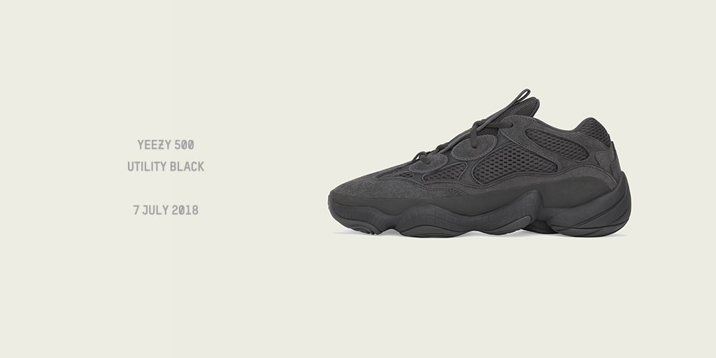 f116bf0b56d05 limited quantity yeezy 500 utility black dropping saturday july 7 mens  store in nyc amp nordstrom