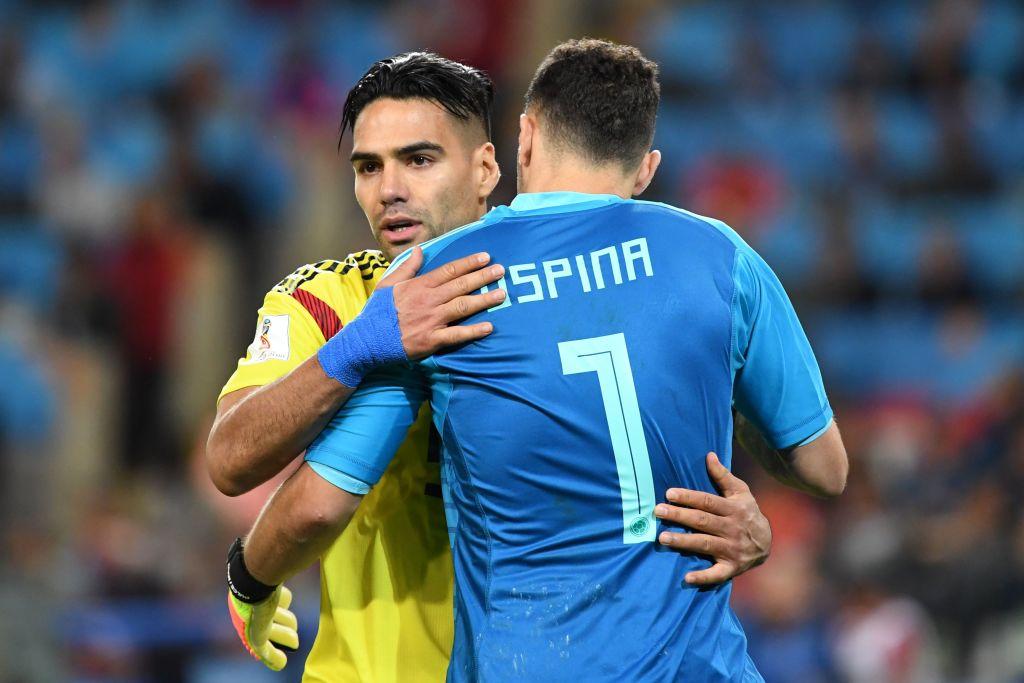 Colombia Eliminado en penales ante Inglaterra