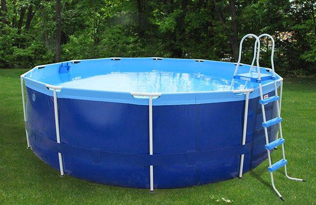 Come Down Get A Quick Swim 16 Round Pool At Our S In Ranchocucamonga Hesperia Lancaster Orange Menifee Picorivera Sanbernardino