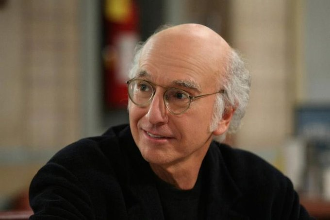 Wishing funny man Larry David a Happy Birthday, he turned 71 yesterday!