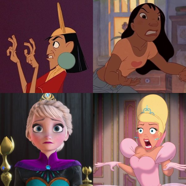 My #DisneyFour 🌟