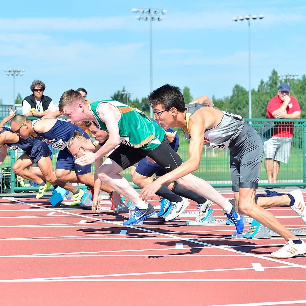Athletes run and throw their way to 🥇🥈🥉 at #Athlone2018