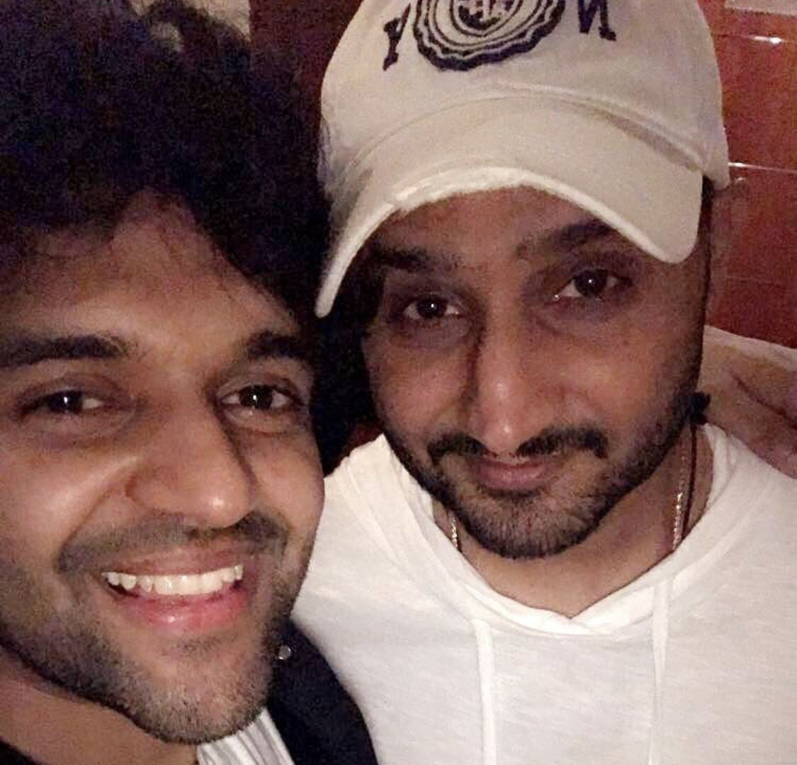 Wishing our superstar the Punjabi King paji a very happy birthday. Love you paji