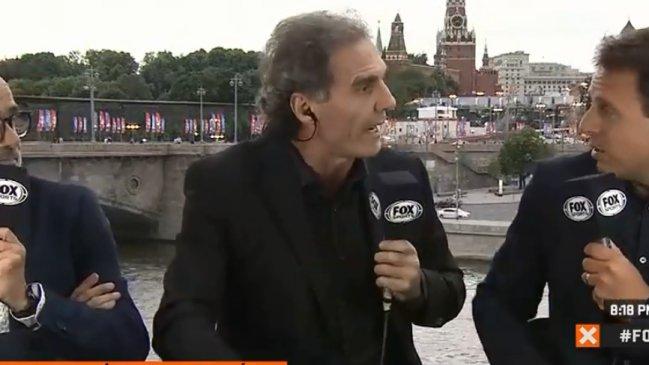TERRIBLE VIDEO: OSCAR RUGGERI Y EL POLLO VIGNOLO EJERCEN BULLING LABORAL CONTRA MARCELO BENEDETTO