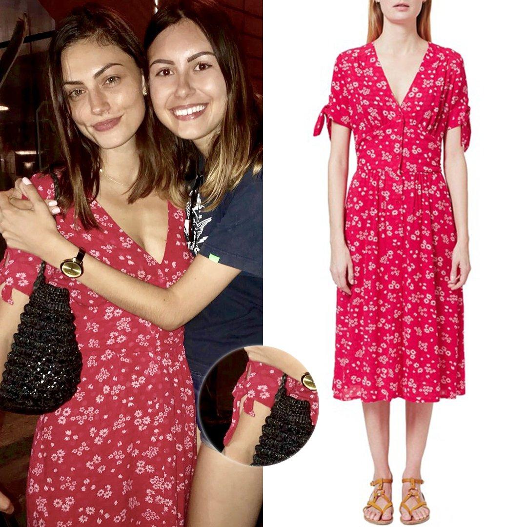0fab99e25cd8 Dress Like Phoebe Tonkin on Twitter: