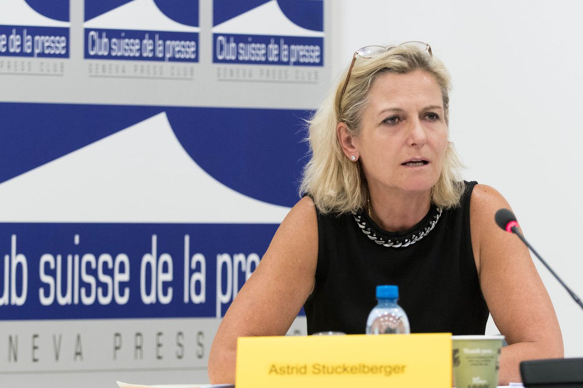Astrid Stuckelberger AStuckelberger   Twitter