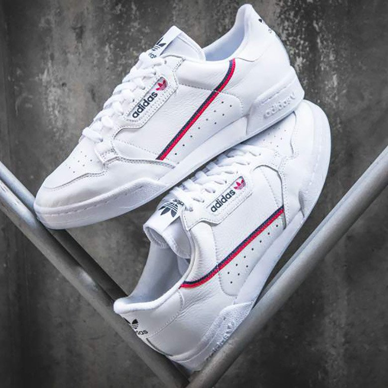 adidas Continental 80 White | Dead Stock Sneakerblog