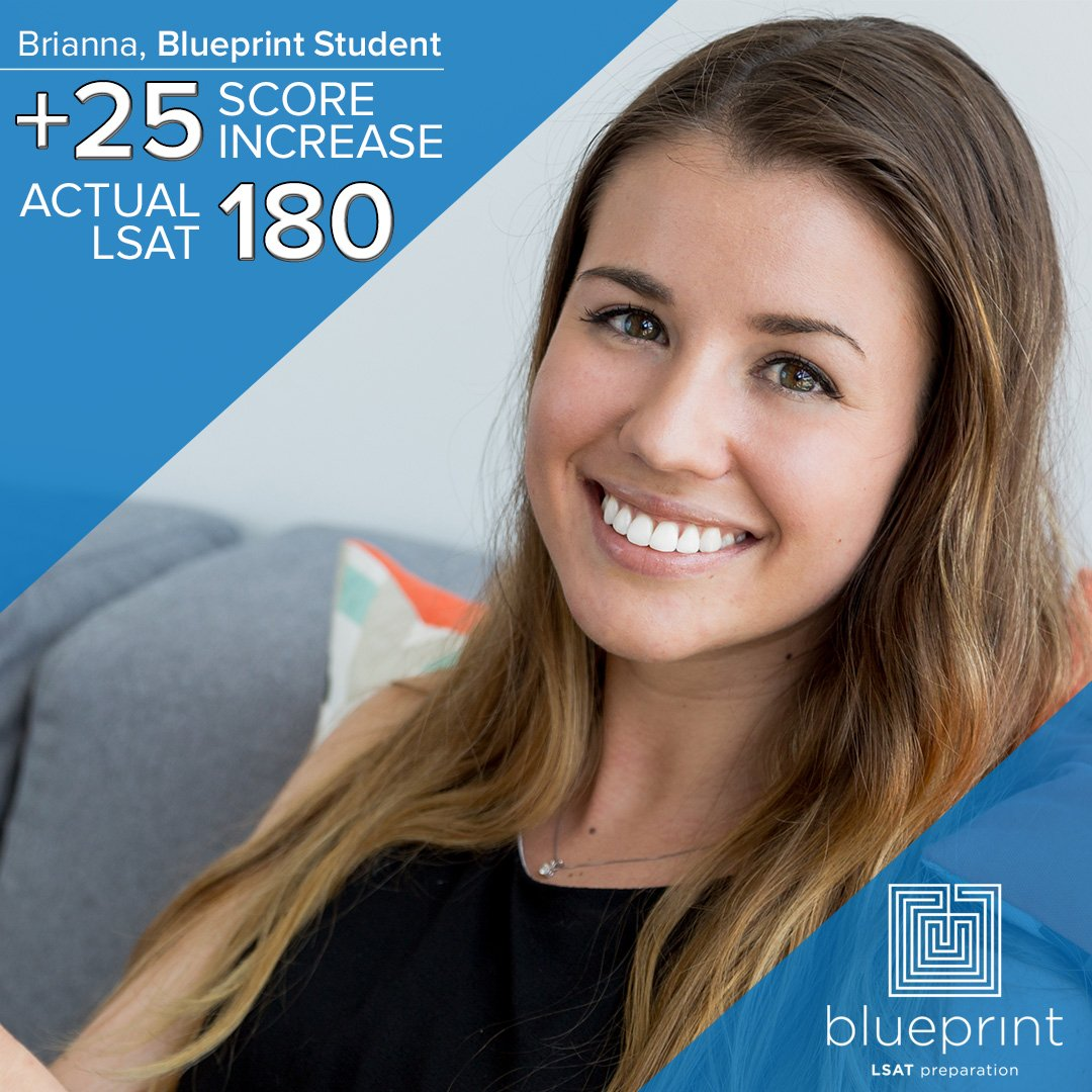 Blueprint lsat prep blueprintlsat twitter blueprint lsat students have average an 11 point increase on their lsat score thats huge learn more about our lsat classroom courses here malvernweather Gallery
