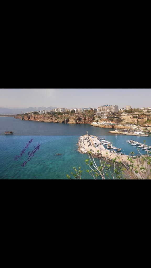 izlediğim dizi Antalyada çekilmiş. Saat Kulesini görmek bile o güzel şehri özlememe yetti.🌅