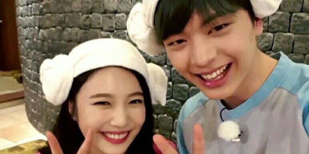BTOB's Sungjae & Red Velvet's Joy named dual endorsement models for beer brand 'Fitz Super Clear'! https://t.co/F5Buf8u5mK