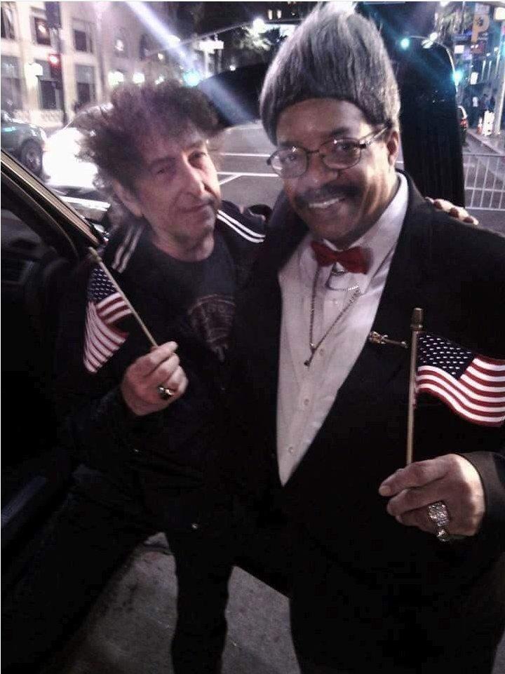Resultado de imagen de Bob Dylan don king