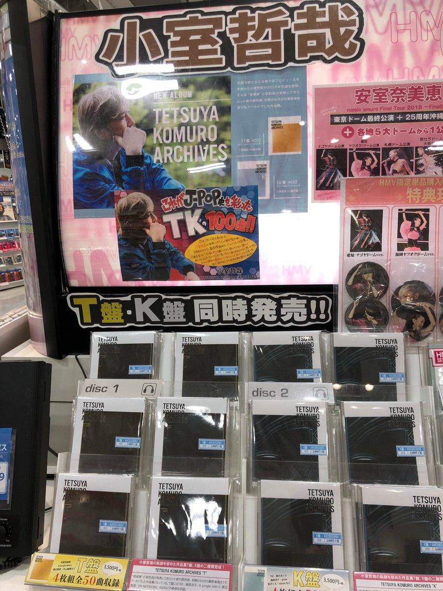 TETSUYA KOMURO ARCHIVES Kに関する画像12