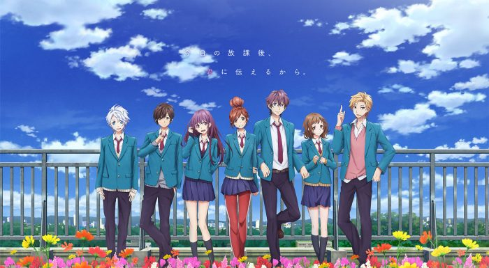 Smash On Twitter Fan Of Romance Anime Honeyworks Check Out The I Ve Always Liked You And The Moment You Fall In Love And Its Spin Off Our Love Has Always Been 10