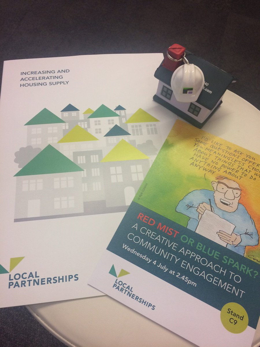 #Housing challenge - how to work with stakeholders. Special session today at 2:45 pm #LGAconf18 stand C9. Please click here: https://t.co/7JWhuwDNd9