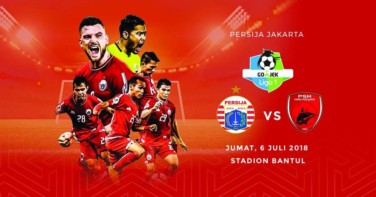 Loket On Twitter Tiket Pertandingan Persija Jakarta Vs Psm