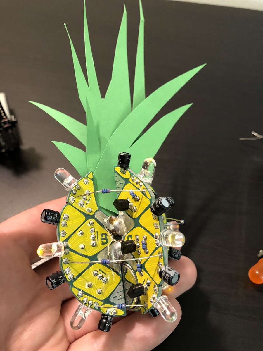 #boldportclub ananas...I kinda butchered the stem but it worked out!