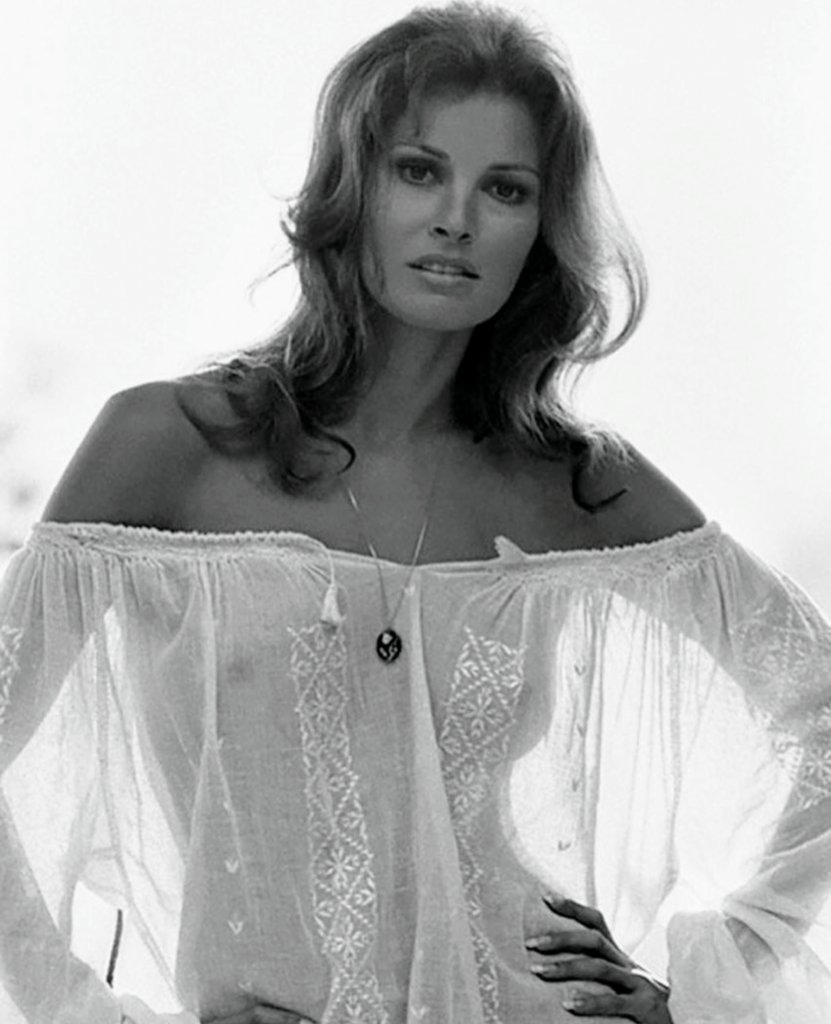playboy Raquel welch