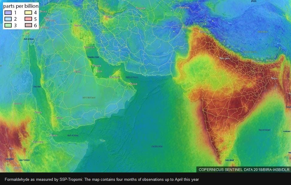 If we would monitor #UltrafineParticles, the #Airpollution in the western world would look the same as the #IndianAirpollution. Start pressing your government that have given the #Oilcompanies and #Energycompanies the right to kill us for their insane profits.