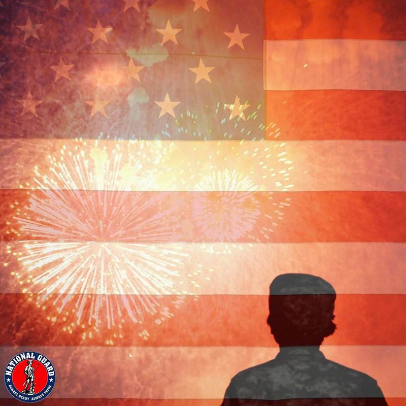 '...We hold these truths to be self-evident, that all men are created equal, that they are endowed by their Creator with certain unalienable Rights, that among these are Life, Liberty and the pursuit of Happiness.'' Happy 4th of July! 🇺🇸 #IndependenceDay