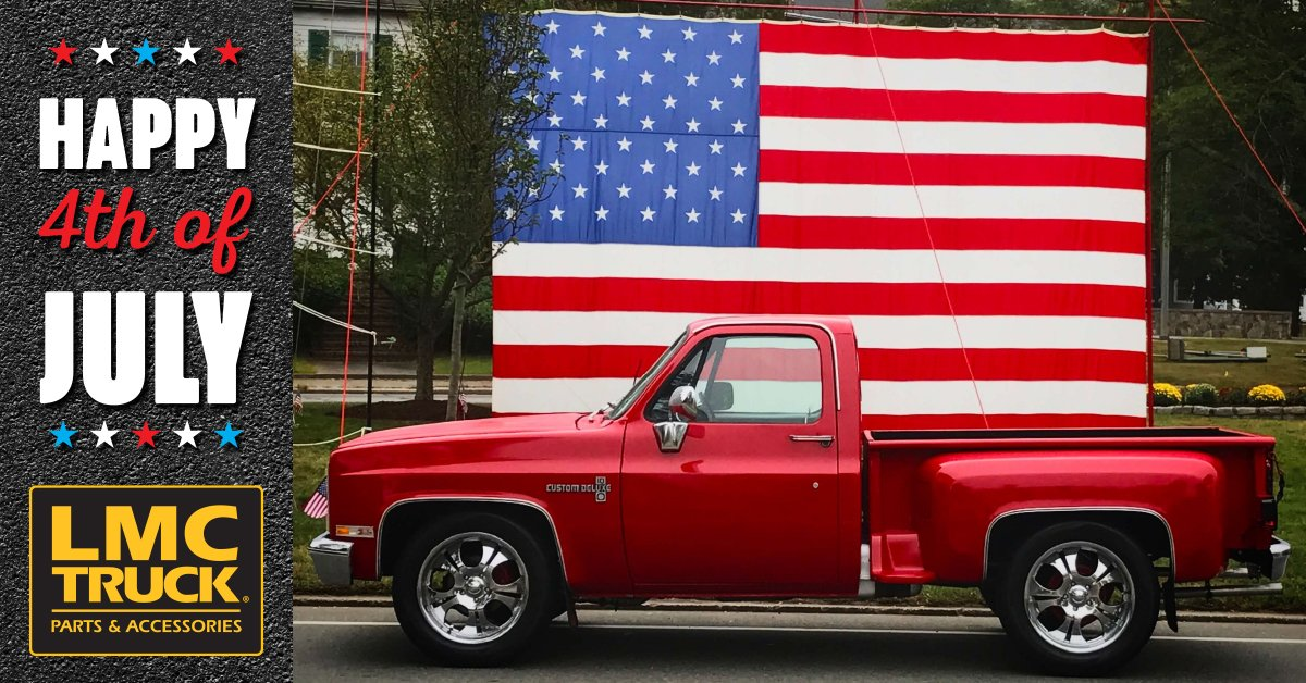 Lmc Truck Chevy >> Lmc Truck On Twitter Have A Happy And Safe 4thofjuly Redtruck