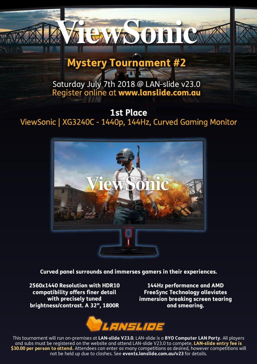 ViewSonic Gaming ANZ (@ViewSonicANZ) | Twitter