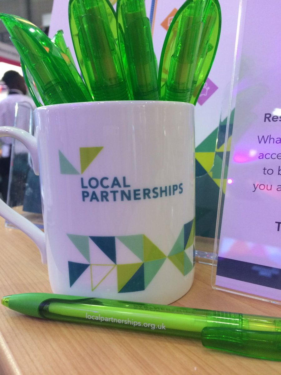 Our pens are proving popular! Come get your very own @LP_localgov pen at stand C9 #lgaconf18