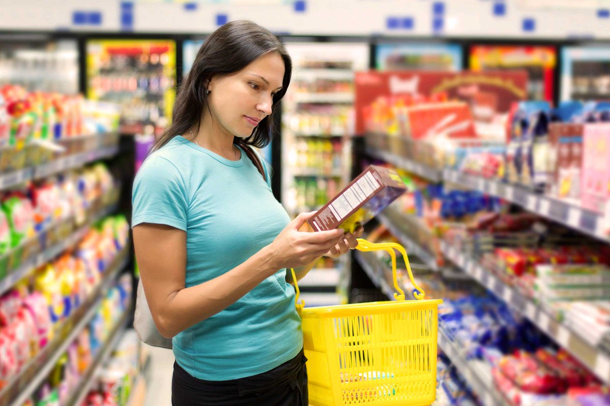 labeling gmo products for consumers Food labeling litigation 2 monitors food products to ensure that the labels are truthful and not misleading if a product is not properly labeled, the agency claims that it takes appropriate action.