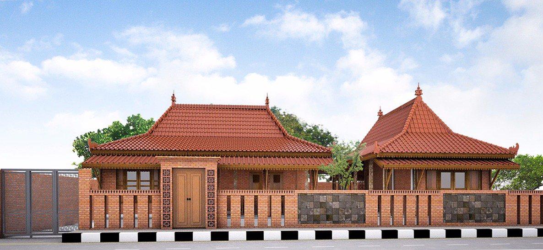 5500 Contoh Gambar Rumah Jawa HD