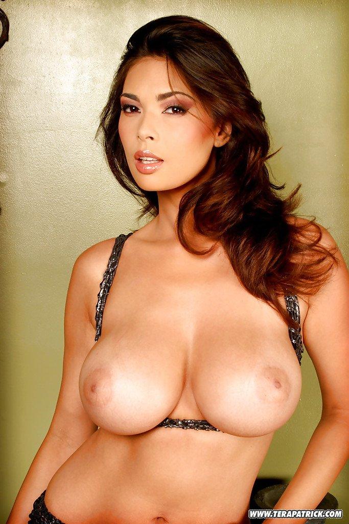 Tera patrick nipples naked