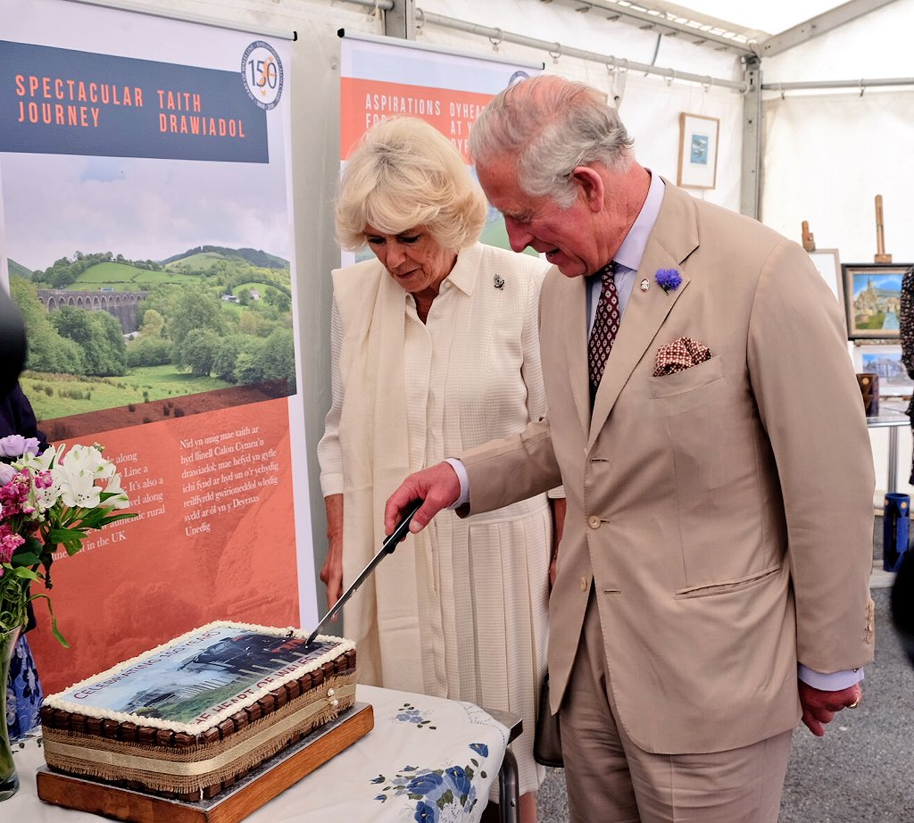 Clarence House on Twitter