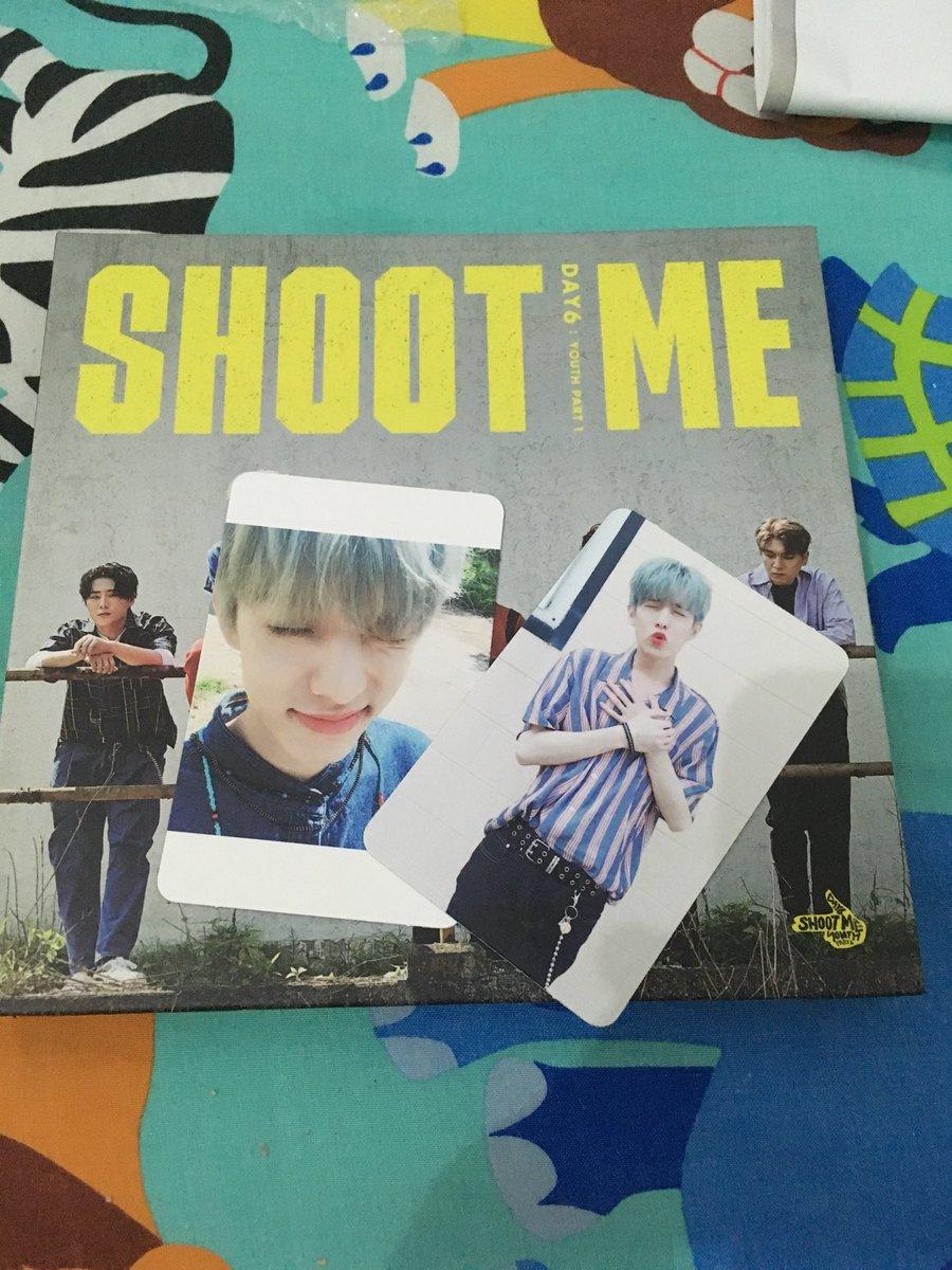 WTT] DAY6 Shoot Me Album Have : Jae selfie &