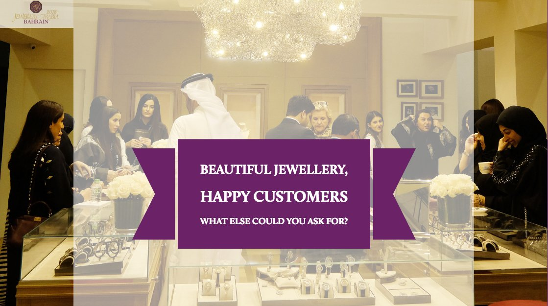 test Twitter Media - Where does the time go?  Jewellery Arabia is getting closer...  Running from 20 - 24 November 2018, you simply can't afford to miss it!  Show-stopping fashion favourites from the biggest jewellery and watch brands will have you craving more...  #jewelleryarabia #bahrain https://t.co/Z4Jtpr8SXk